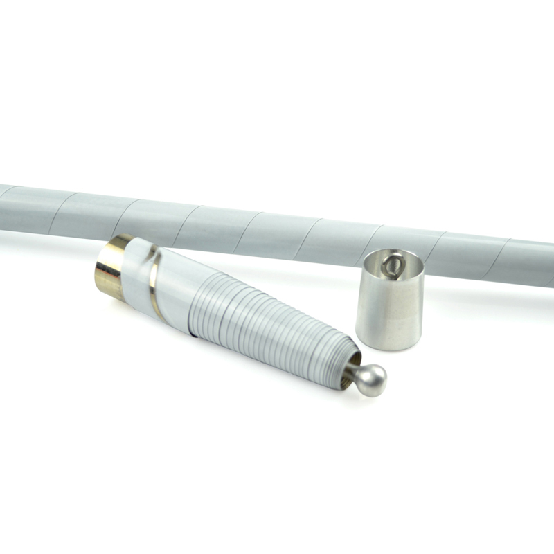 Metal Vanishing Cane(White)