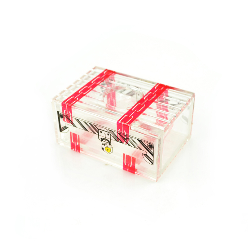 Transparent Magic Box