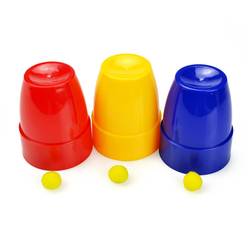 Magic Cups and Balls