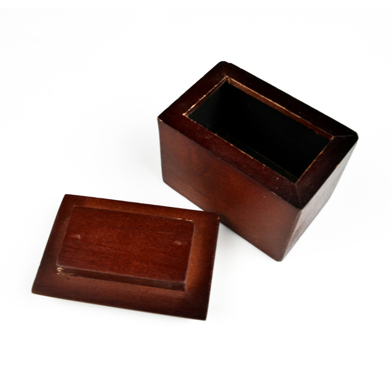 Card To Wooden Box