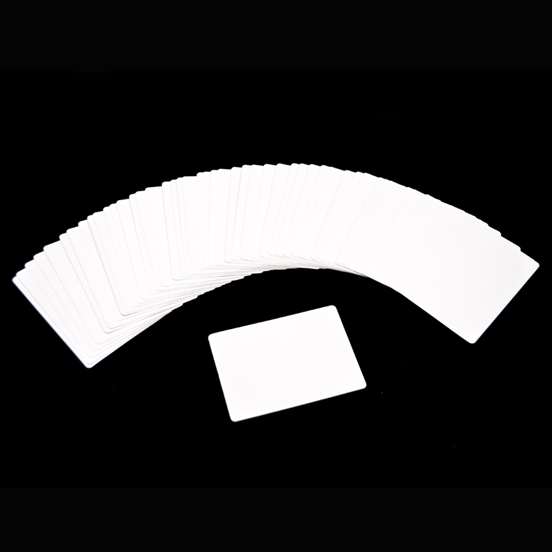 Thin Flying Cards(White)