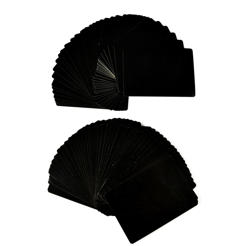 Thin Flying Cards(Black)