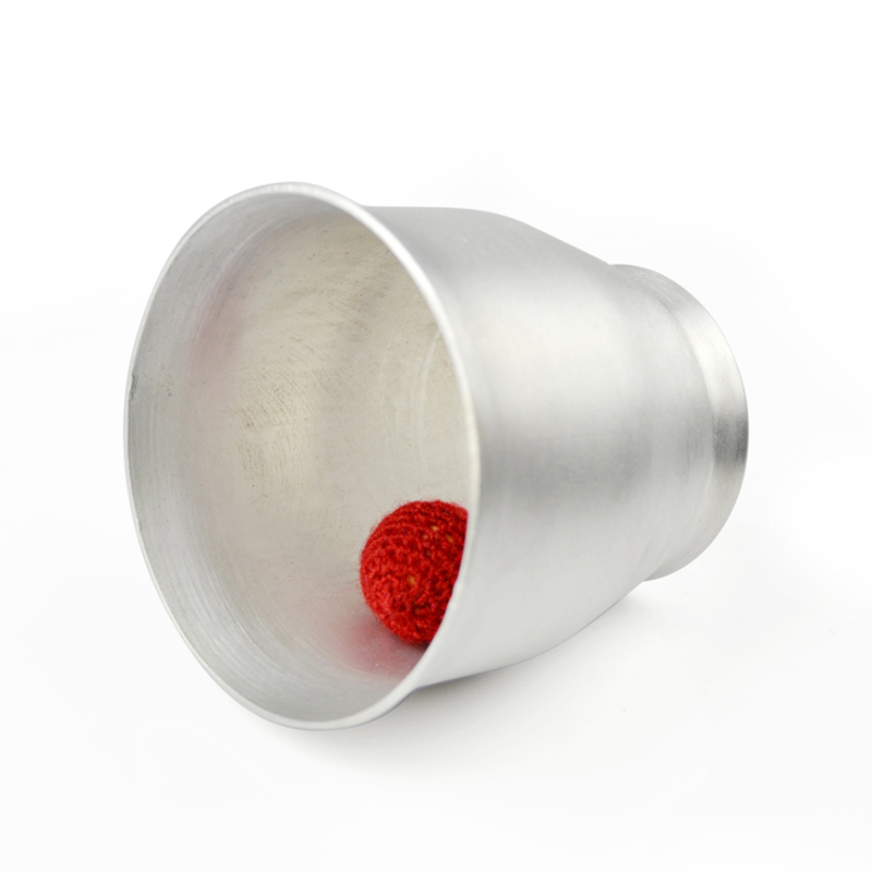 Aluminum Chop Cup(Large Apple)