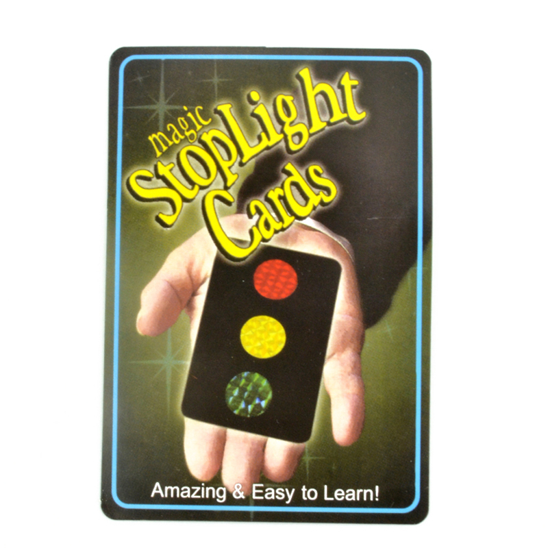 Magic StopLight Cards